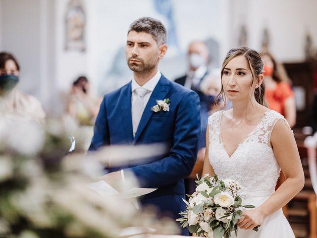 Il matrimonio di Antonio e Francesca a Gattatico, Reggio Emilia 33