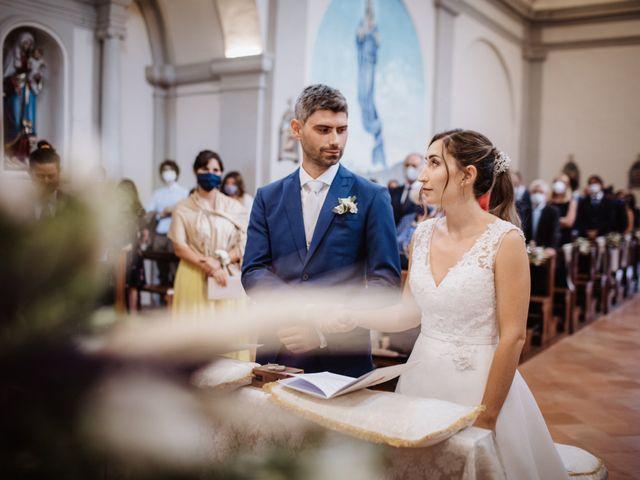 Il matrimonio di Antonio e Francesca a Gattatico, Reggio Emilia 36