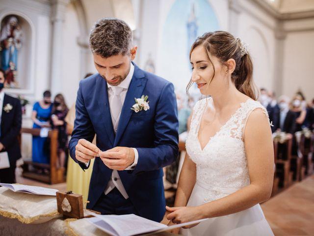 Il matrimonio di Antonio e Francesca a Gattatico, Reggio Emilia 37