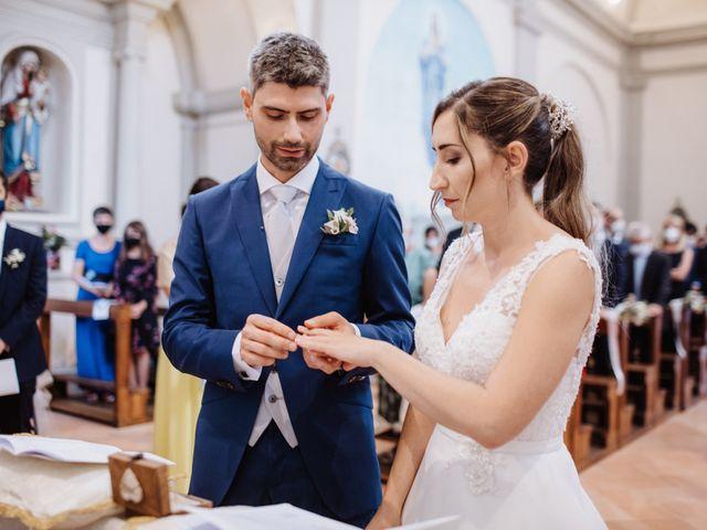 Il matrimonio di Antonio e Francesca a Gattatico, Reggio Emilia 38