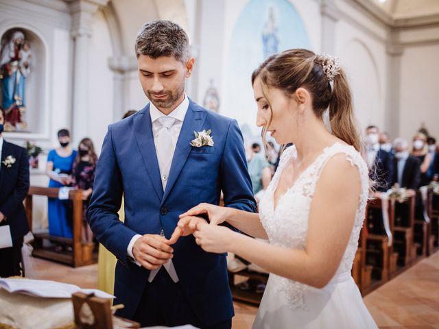 Il matrimonio di Antonio e Francesca a Gattatico, Reggio Emilia 41