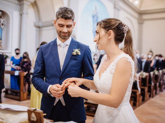 Il matrimonio di Antonio e Francesca a Gattatico, Reggio Emilia 42