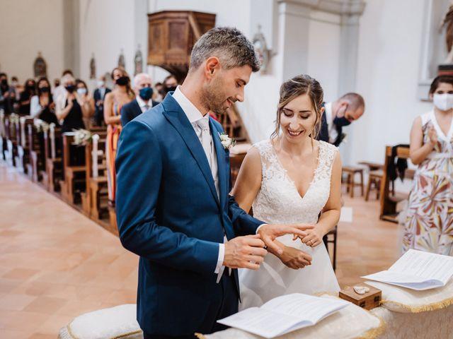 Il matrimonio di Antonio e Francesca a Gattatico, Reggio Emilia 43