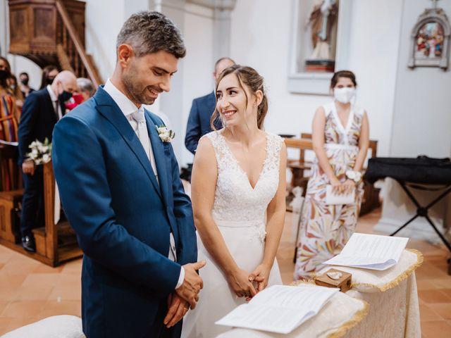 Il matrimonio di Antonio e Francesca a Gattatico, Reggio Emilia 46