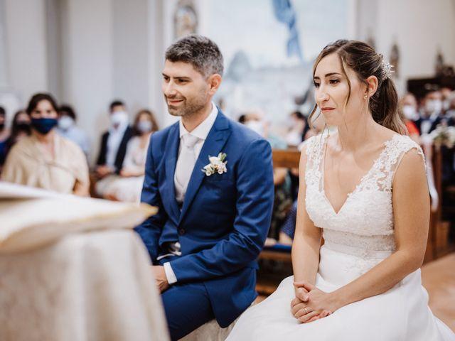 Il matrimonio di Antonio e Francesca a Gattatico, Reggio Emilia 49