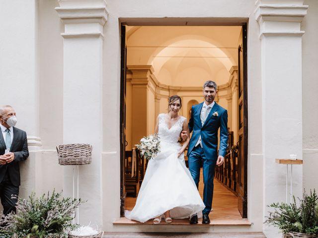 Il matrimonio di Antonio e Francesca a Gattatico, Reggio Emilia 54