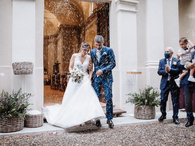 Il matrimonio di Antonio e Francesca a Gattatico, Reggio Emilia 55