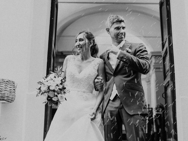 Il matrimonio di Antonio e Francesca a Gattatico, Reggio Emilia 56