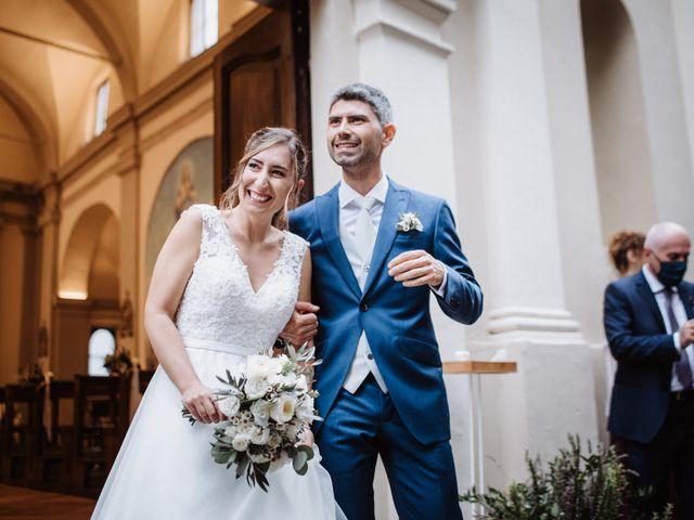 Il matrimonio di Antonio e Francesca a Gattatico, Reggio Emilia 57