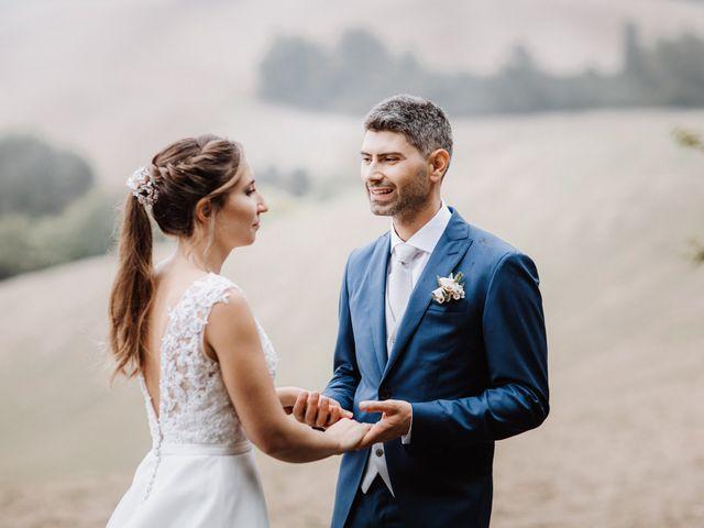 Il matrimonio di Antonio e Francesca a Gattatico, Reggio Emilia 59