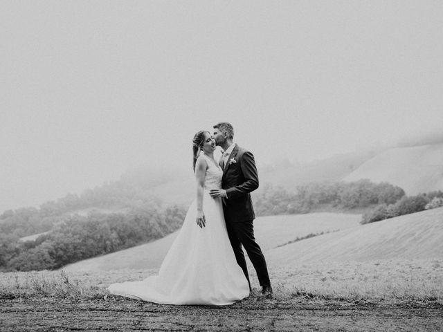 Il matrimonio di Antonio e Francesca a Gattatico, Reggio Emilia 1