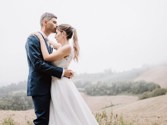 Il matrimonio di Antonio e Francesca a Gattatico, Reggio Emilia 70