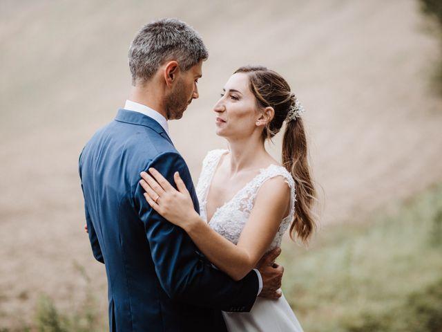 Il matrimonio di Antonio e Francesca a Gattatico, Reggio Emilia 72