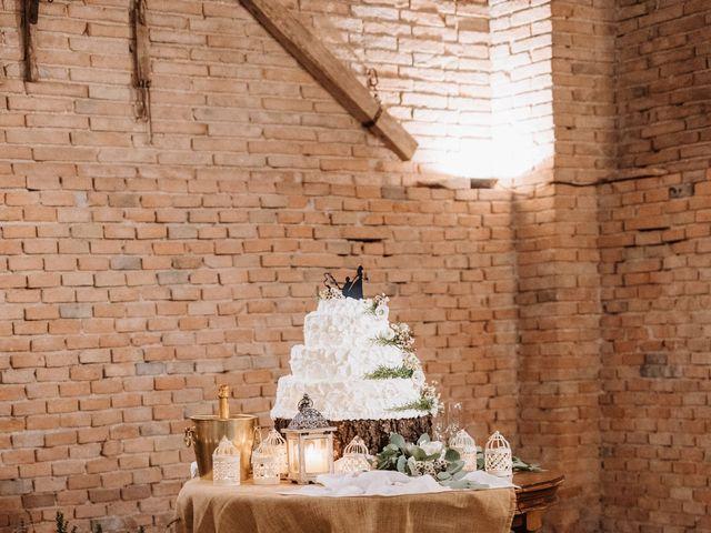Il matrimonio di Antonio e Francesca a Gattatico, Reggio Emilia 105