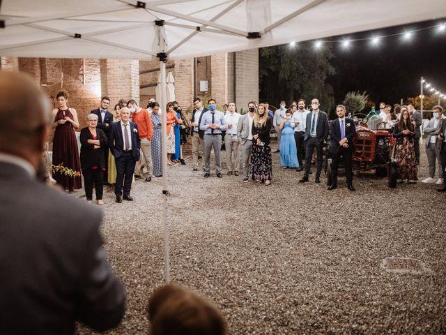 Il matrimonio di Antonio e Francesca a Gattatico, Reggio Emilia 109