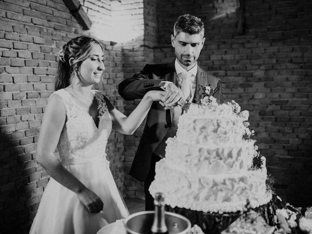 Il matrimonio di Antonio e Francesca a Gattatico, Reggio Emilia 110