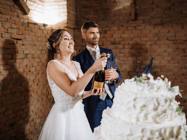 Il matrimonio di Antonio e Francesca a Gattatico, Reggio Emilia 111