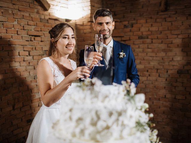 Il matrimonio di Antonio e Francesca a Gattatico, Reggio Emilia 112