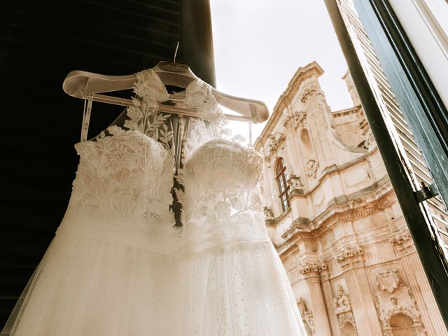 Il matrimonio di Maria e Angelo a Lecce, Lecce 10