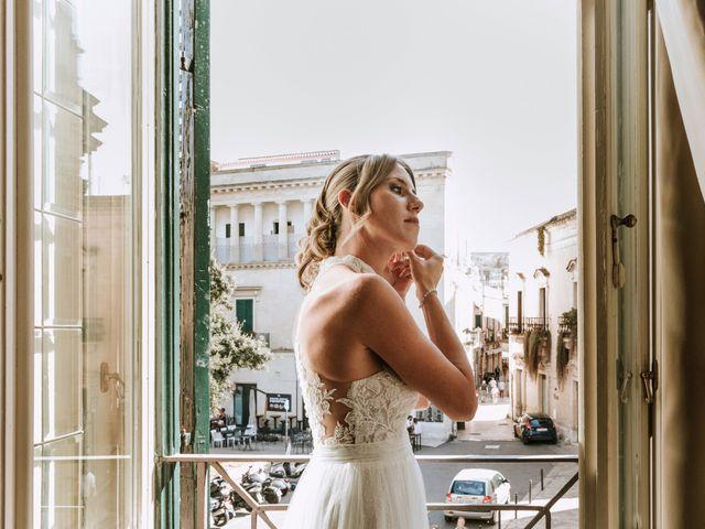 Il matrimonio di Maria e Angelo a Lecce, Lecce 21