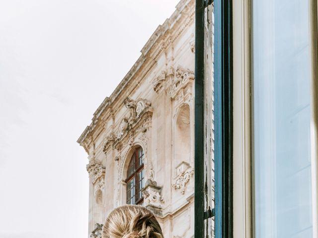 Il matrimonio di Maria e Angelo a Lecce, Lecce 22