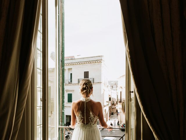 Il matrimonio di Maria e Angelo a Lecce, Lecce 24