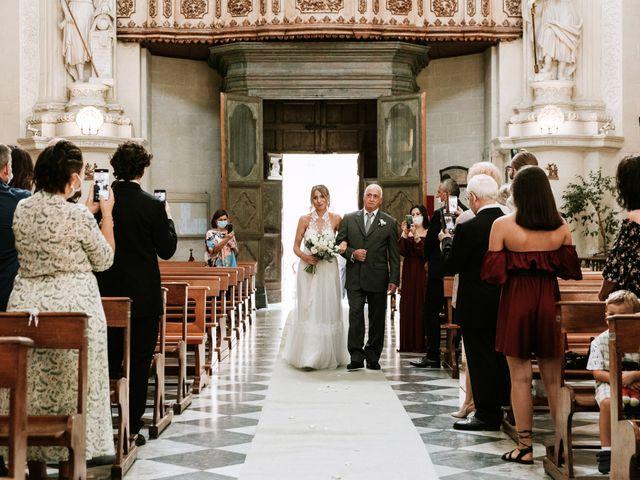 Il matrimonio di Maria e Angelo a Lecce, Lecce 46