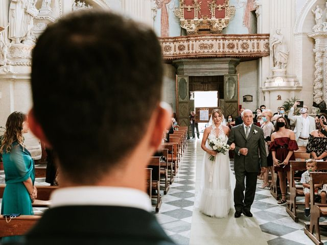 Il matrimonio di Maria e Angelo a Lecce, Lecce 47