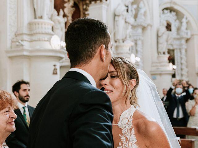 Il matrimonio di Maria e Angelo a Lecce, Lecce 48