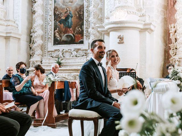 Il matrimonio di Maria e Angelo a Lecce, Lecce 52