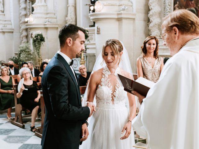 Il matrimonio di Maria e Angelo a Lecce, Lecce 53