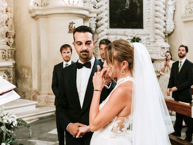 Il matrimonio di Maria e Angelo a Lecce, Lecce 54