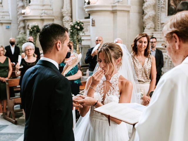 Il matrimonio di Maria e Angelo a Lecce, Lecce 55