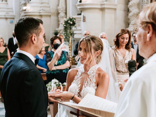 Il matrimonio di Maria e Angelo a Lecce, Lecce 56