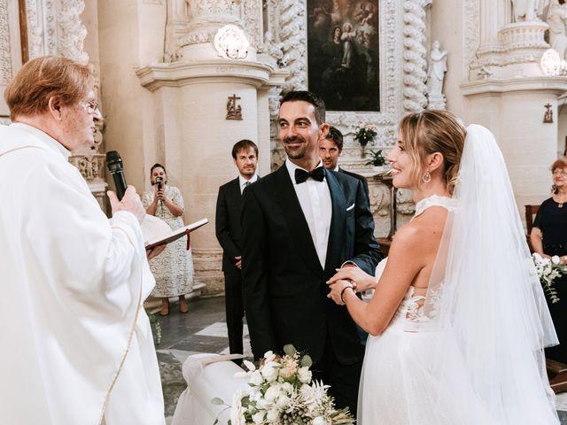 Il matrimonio di Maria e Angelo a Lecce, Lecce 57