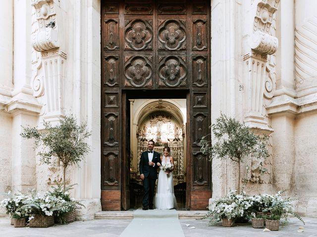 Il matrimonio di Maria e Angelo a Lecce, Lecce 63