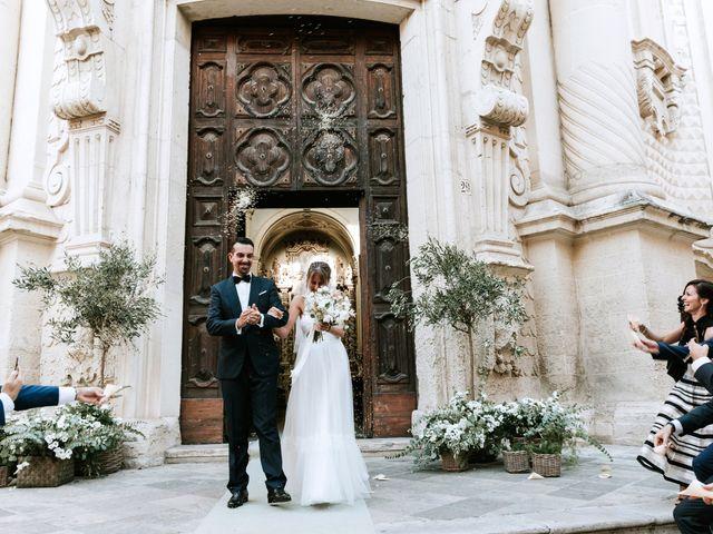 Il matrimonio di Maria e Angelo a Lecce, Lecce 64