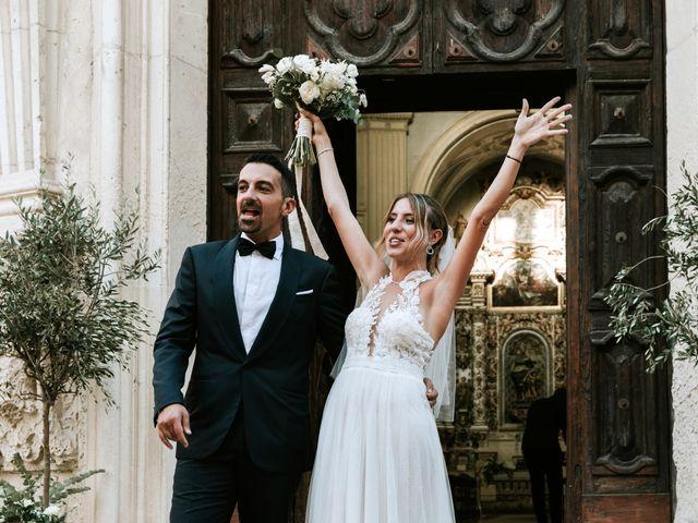 Il matrimonio di Maria e Angelo a Lecce, Lecce 66