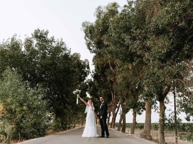 Il matrimonio di Maria e Angelo a Lecce, Lecce 73