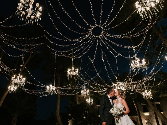 Il matrimonio di Maria e Angelo a Lecce, Lecce 1