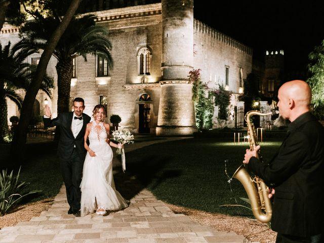 Il matrimonio di Maria e Angelo a Lecce, Lecce 78