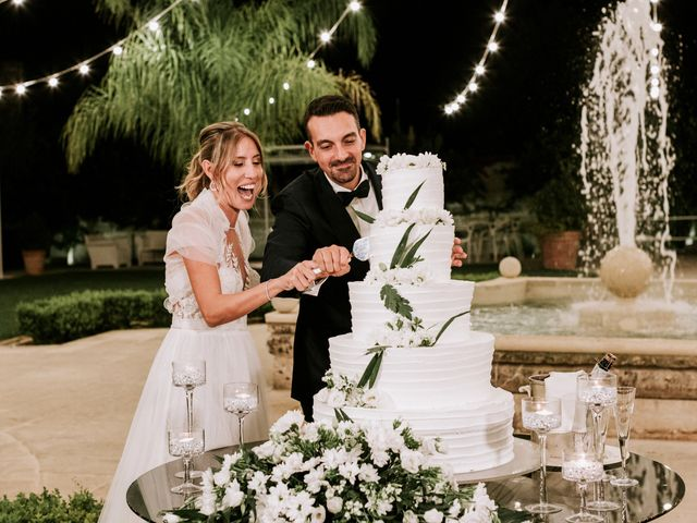 Il matrimonio di Maria e Angelo a Lecce, Lecce 91