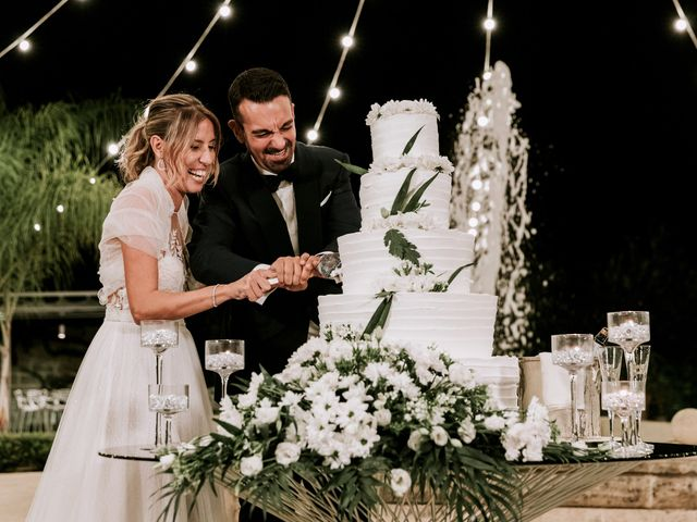Il matrimonio di Maria e Angelo a Lecce, Lecce 92
