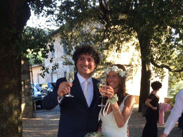 Il matrimonio di Marco e Silvia a Greve in Chianti, Firenze 10