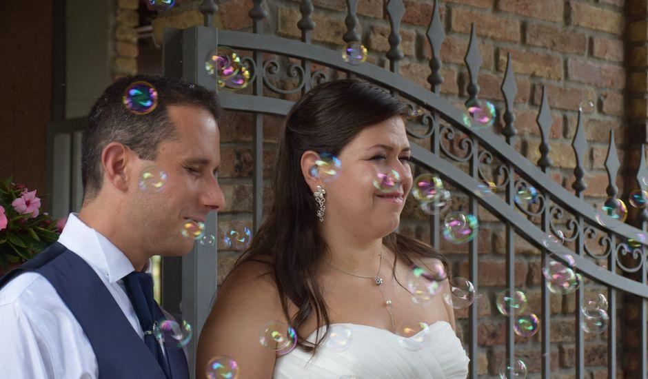 Il matrimonio di Christian e Serena a Cerro Maggiore, Milano