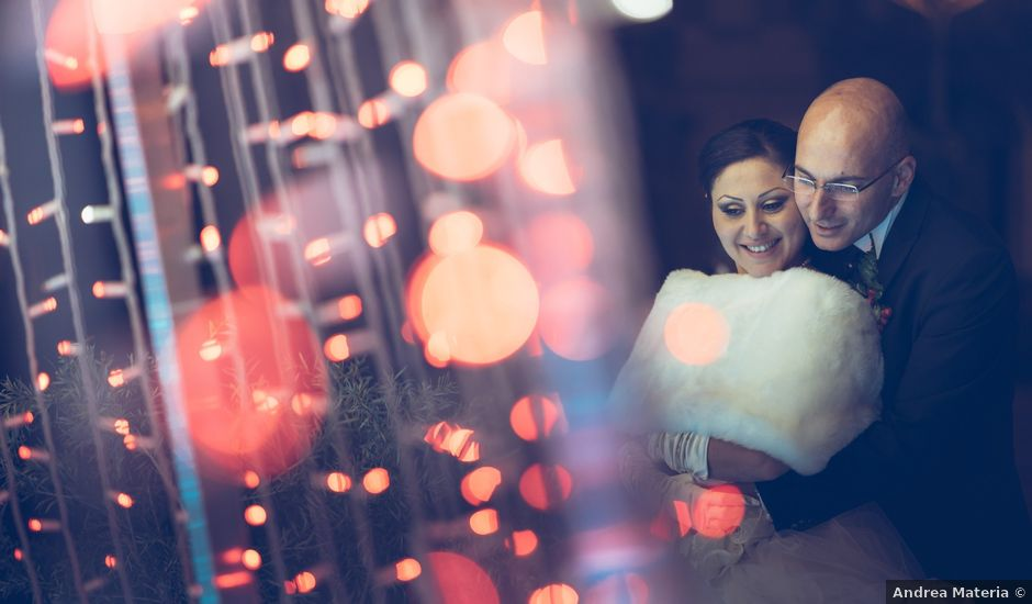 Il matrimonio di Filippo e Vita a Valverde, Catania