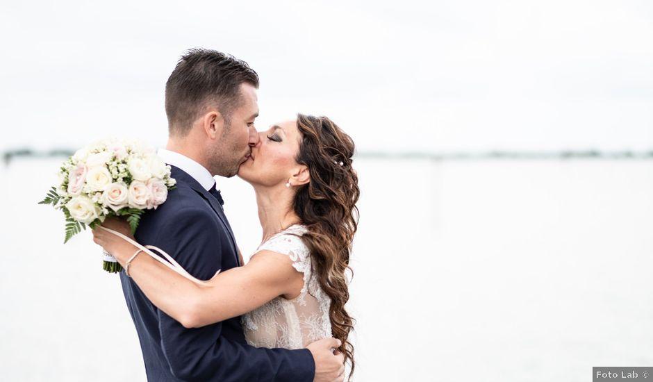 Il matrimonio di Nicolò e Leila a Albarella, Rovigo