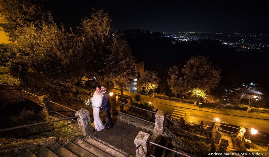 Il matrimonio di Andrea e Irene a San Miniato, Pisa