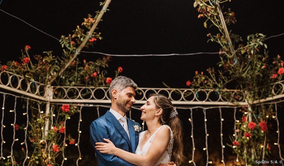 Il matrimonio di Antonio e Francesca a Gattatico, Reggio Emilia