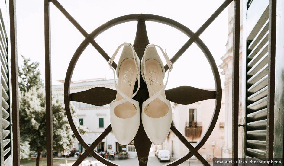 Il matrimonio di Maria e Angelo a Lecce, Lecce